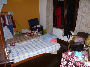 My room in Colombo